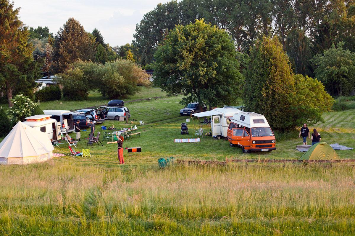Camping Grünendeich