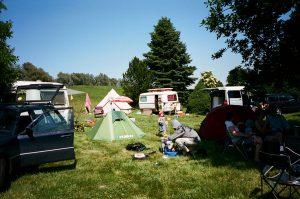 Camping Elbe Bleckede Grünendeich Lauenburg